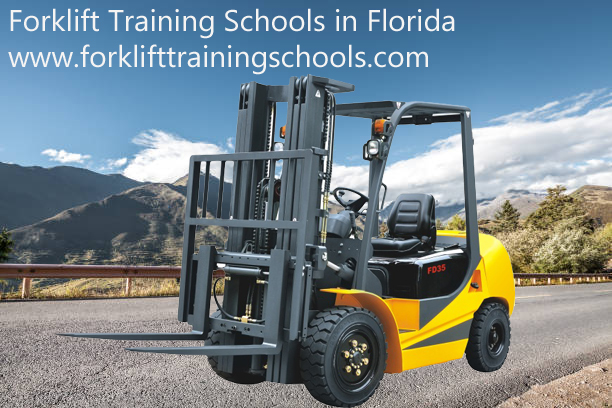 forklift training schools in Florida