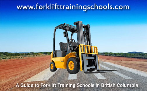 forklift training schools in British Columbia